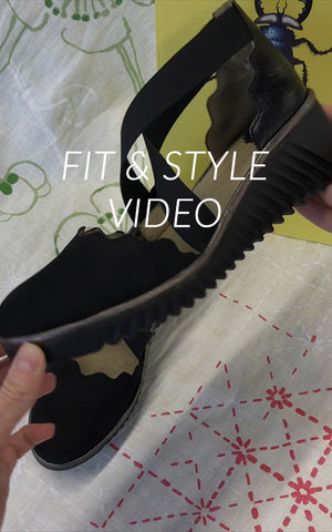 Fly London Lago fit and style
