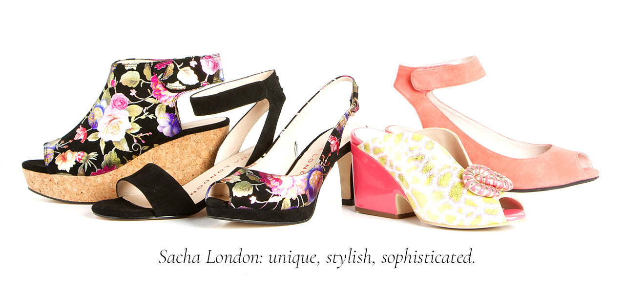 Sacha London Toronto Canada. Sacha London Shoes