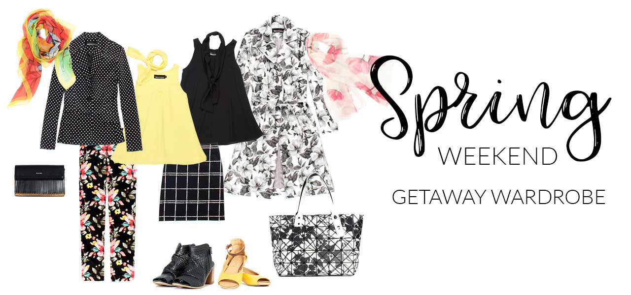 Spring FashionWardrobe Board