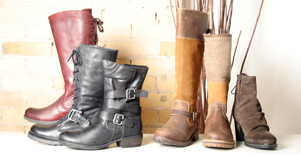 Bos & Co Winter Boot Collection at Bergstrom Originals