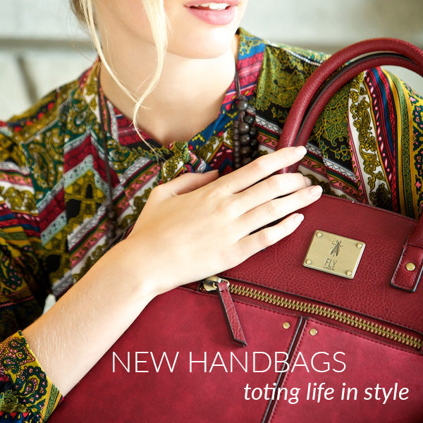 Handbags at Bergstrom Originals