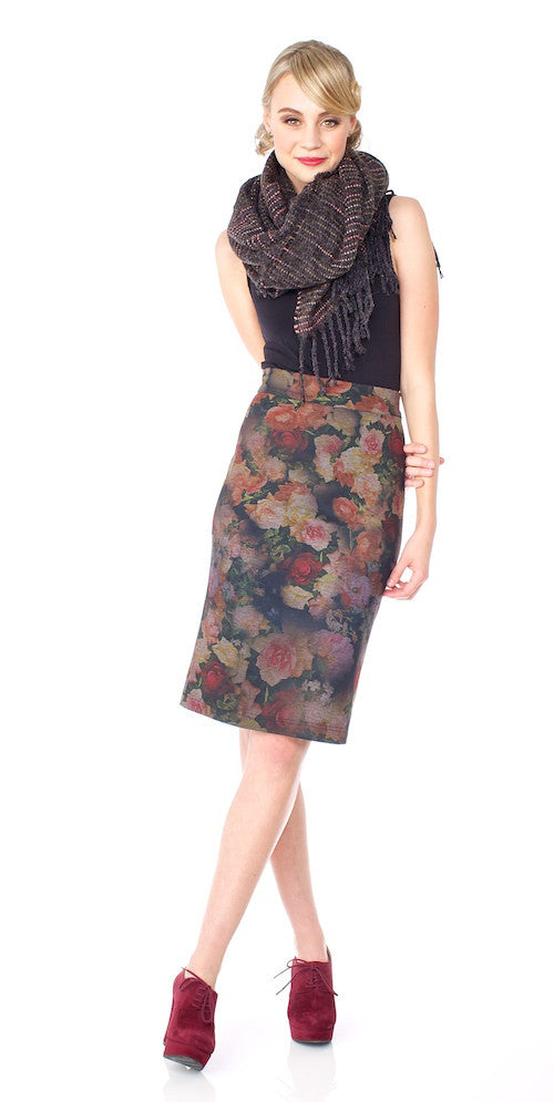 Lady B Pencil Skirt