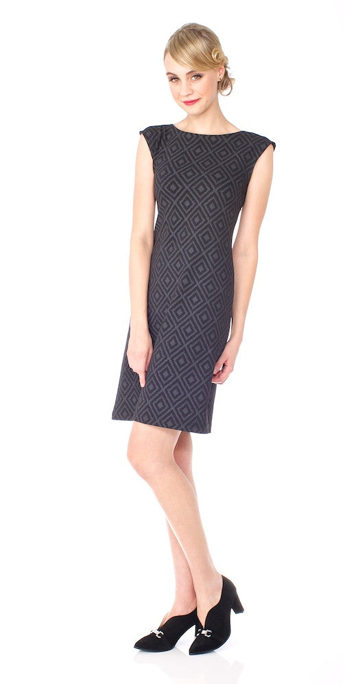 Maggie Shift Dress
