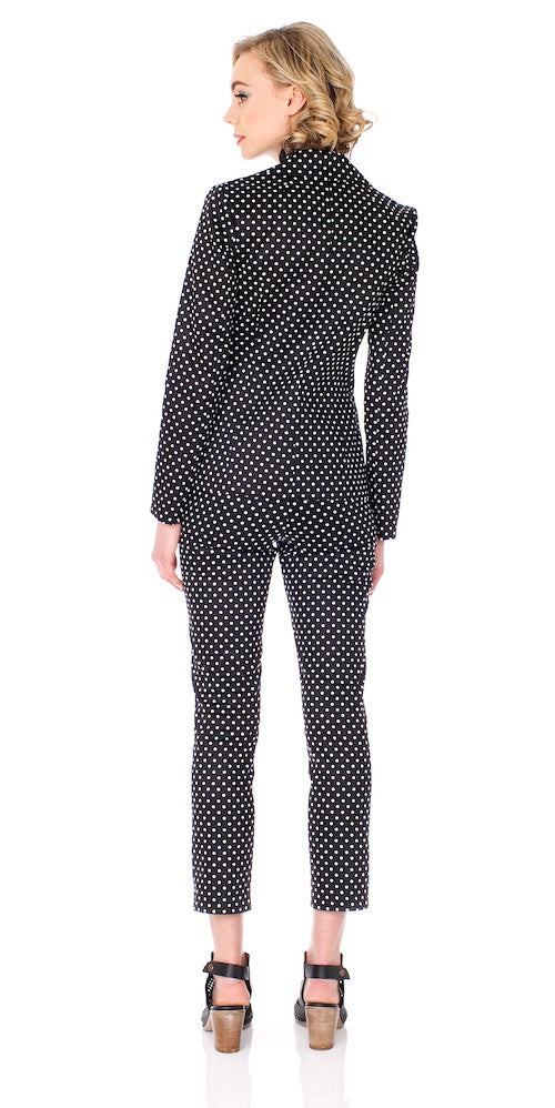 Johnny Blazer, polka dot