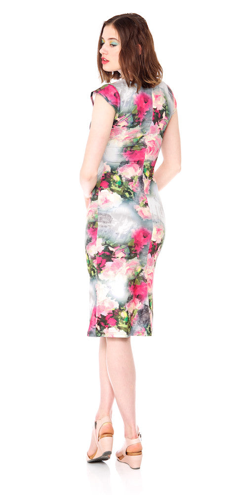 Hayworth II Dress, flora