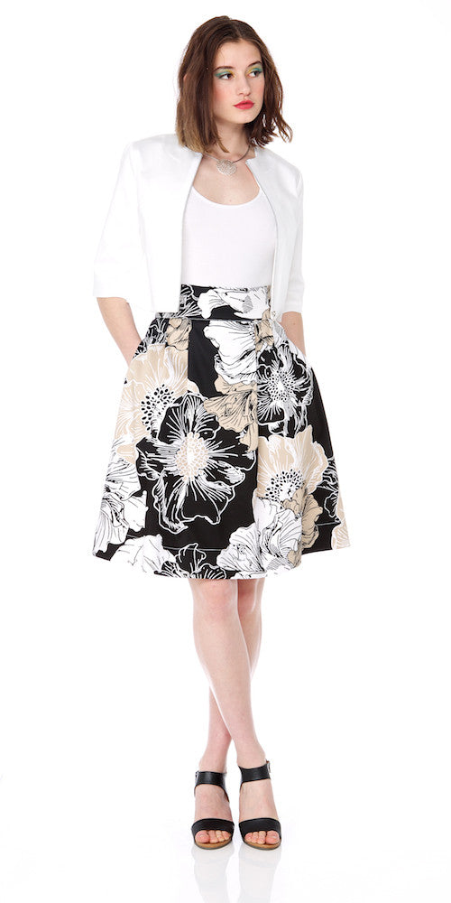 Delight Skirt, wallflower