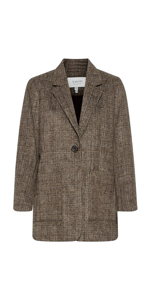 B.Young Relaxed Blazer Jacket