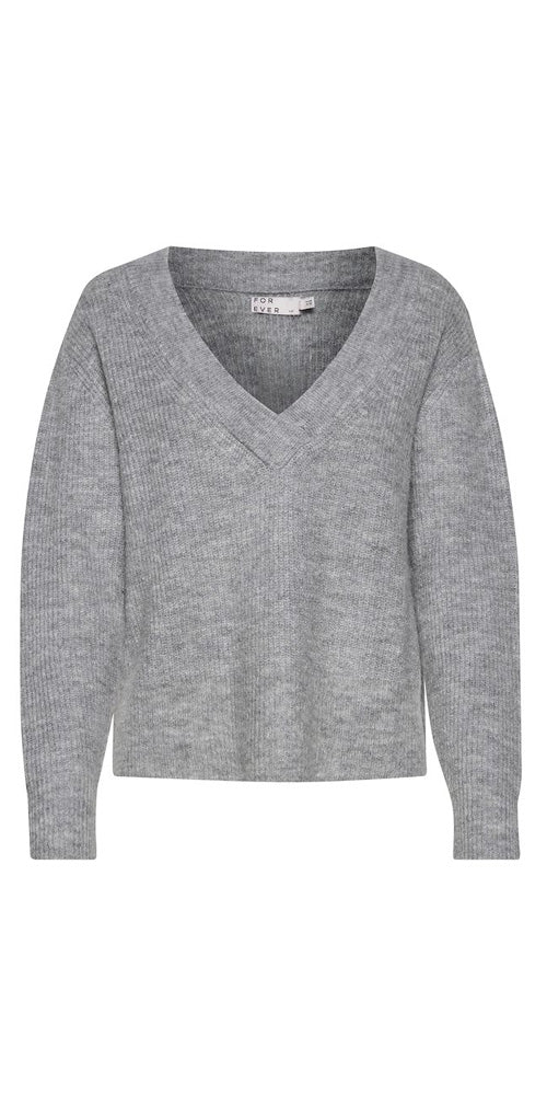 B.Young V-Neck Pullover