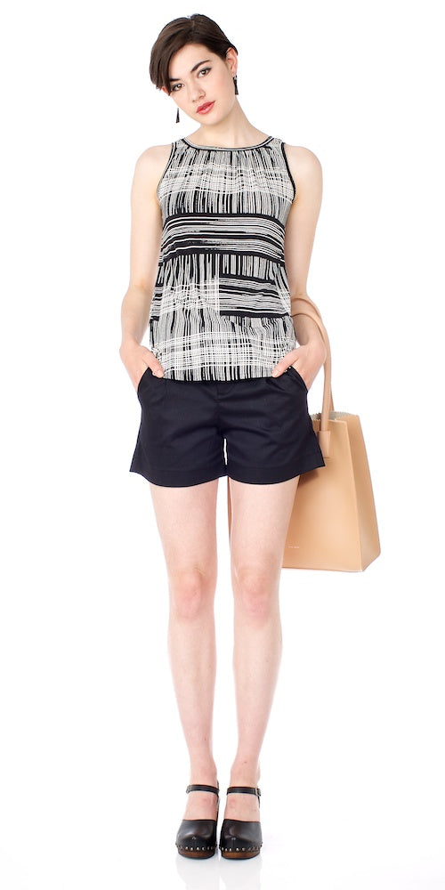Monte Carlo Shorts, black