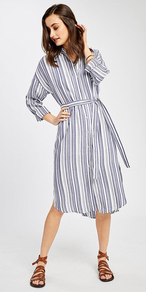 Gentle Fawn Celine Shirt Dress