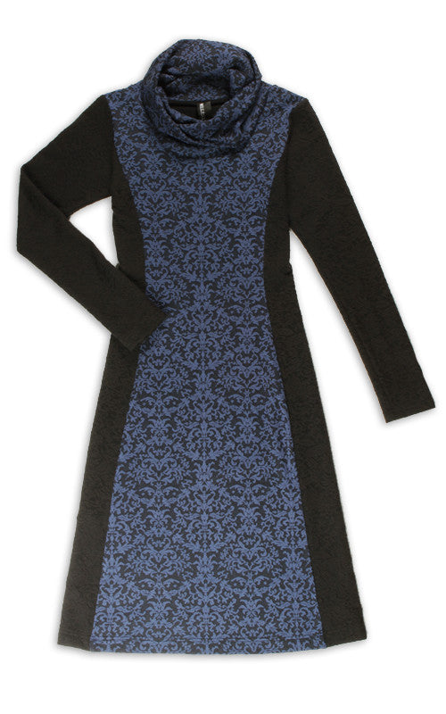 Stockholm Dress, blue