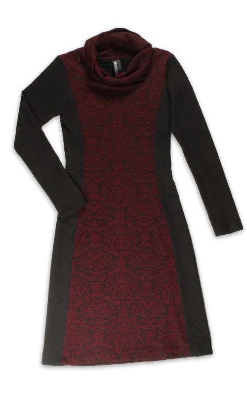 Stockholm Dress, wine