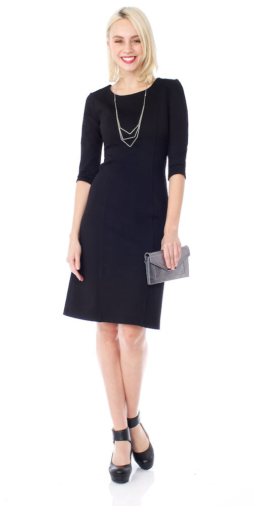 Jolie 2 Dress, black