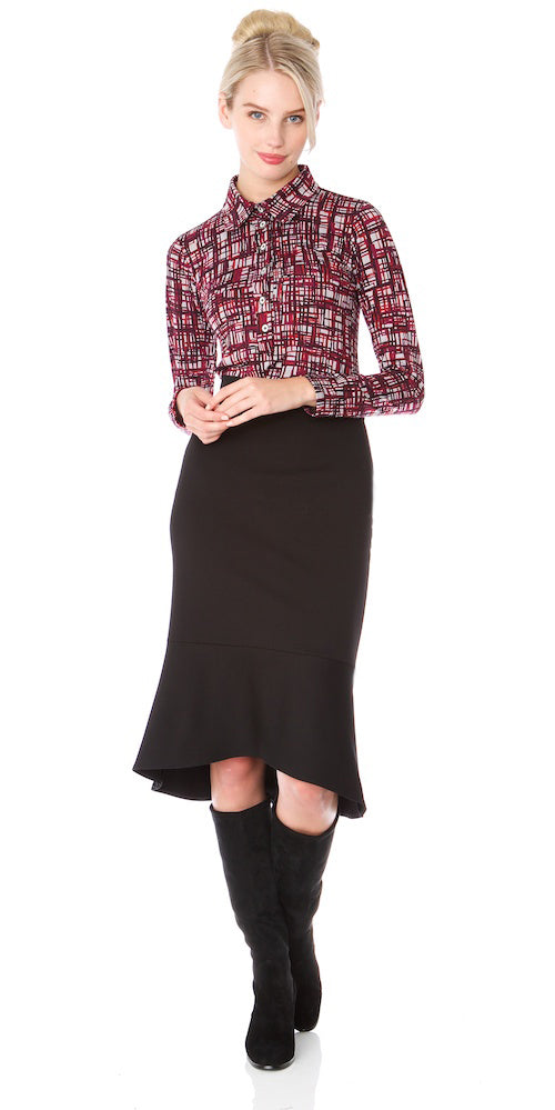 Ashford Skirt, black