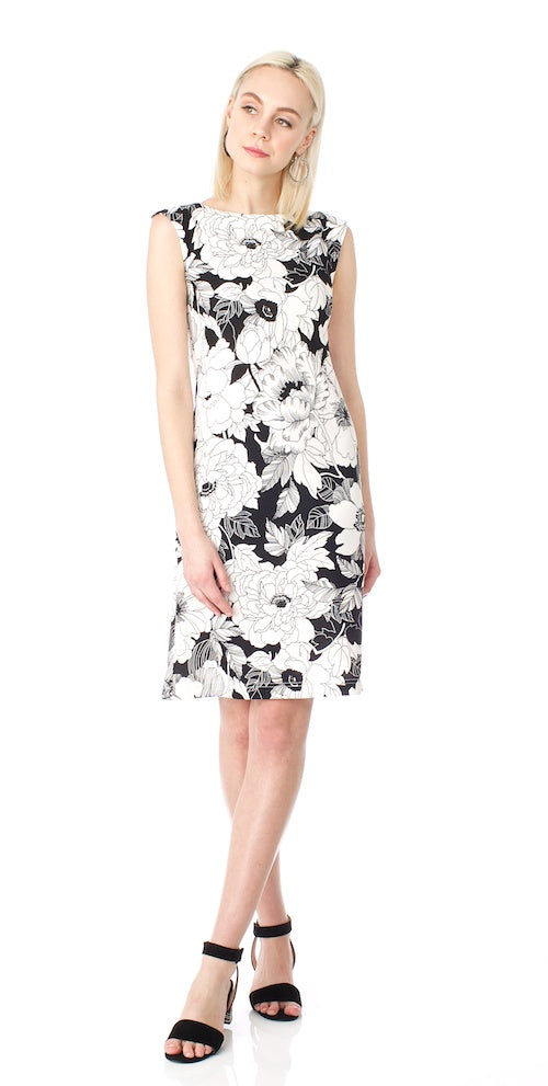 Charlie Bloom Shift Dress