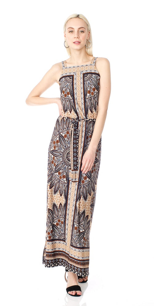 Hacienda Maxi Dress