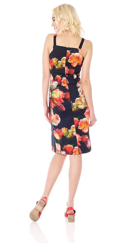 Starlette Sheath Dress, tuileries