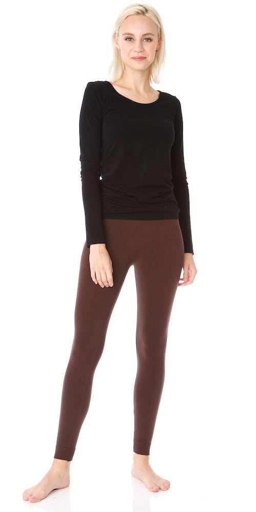 Bamboo High Waisted Leggings