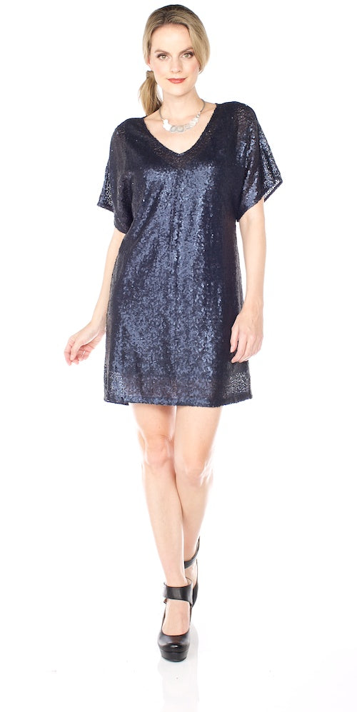 Gentle Fawn Lola Dress, navy