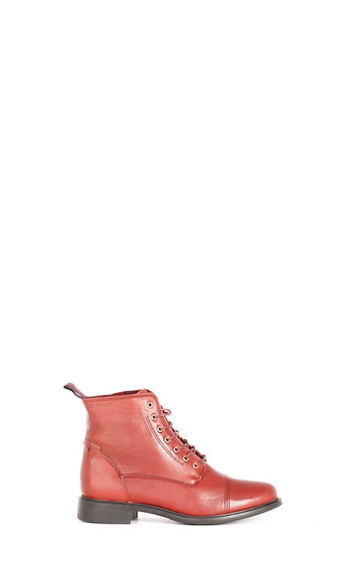 Ten Points Dakota Lace-Up, bordeaux