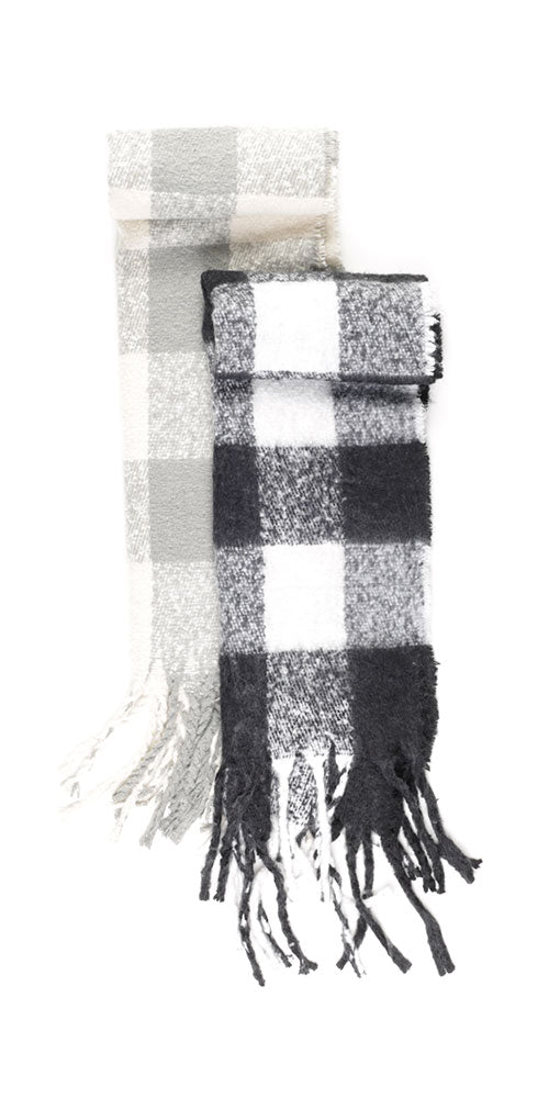 Super Check Scarf