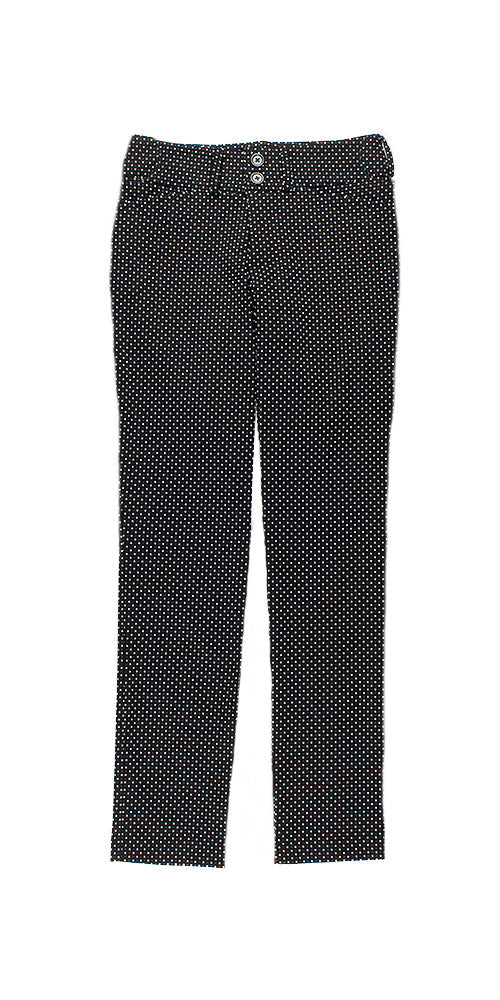 Jagger Slim Trousers, swiss dot
