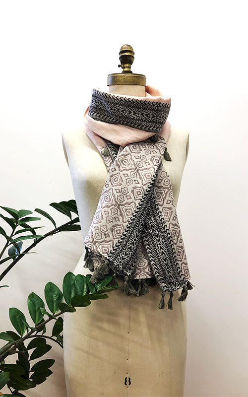 Travels Scarf