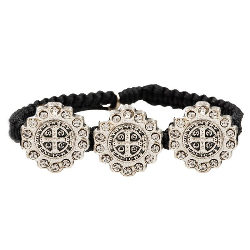 Brilliance Trinity Bracelet-My Saint My Hero-Howard's Diamond Center