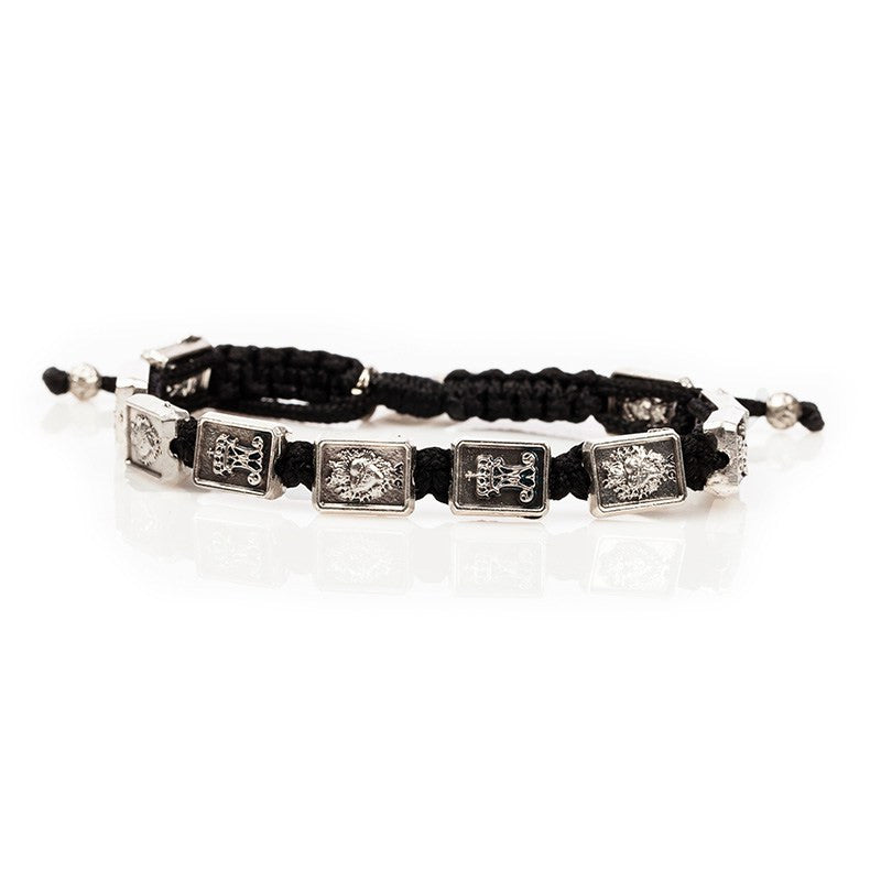 Garment of Grace Bracelet-My Saint My Hero-Howard's Diamond Center