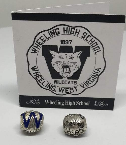 Wheeling High School Bead-Howard's Exclusive-Howard's Diamond Center