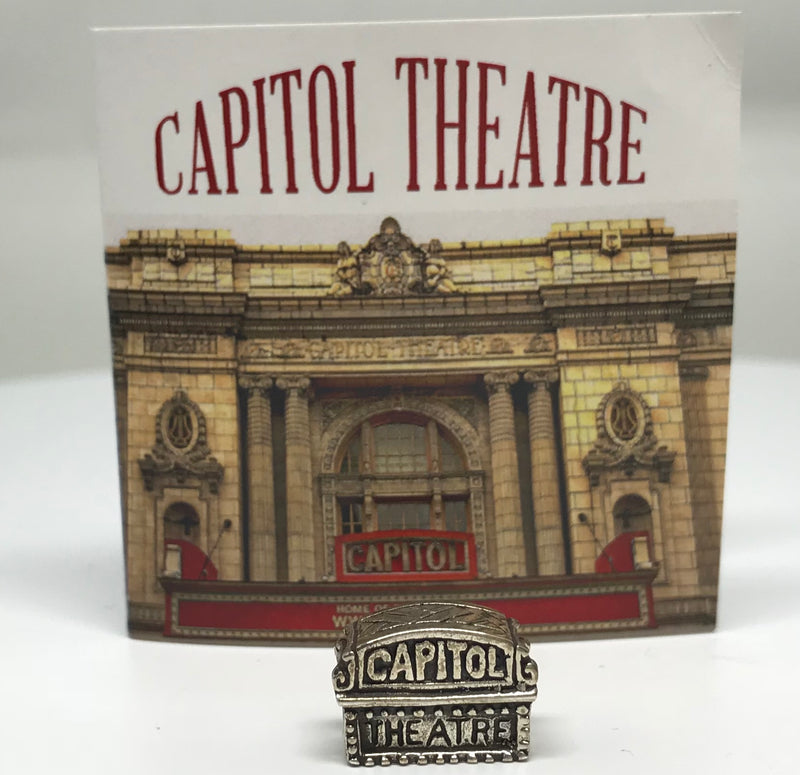 Capitol Theatre Bead-Howard's Exclusive-Howard's Diamond Center