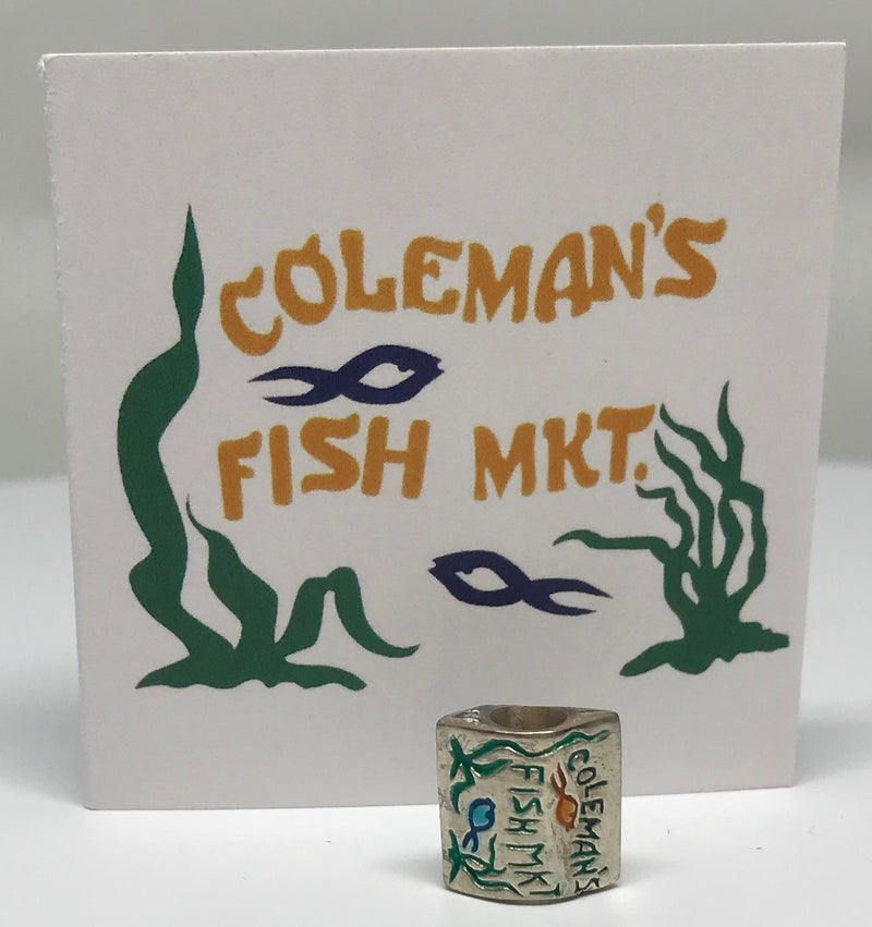 Coleman's Fish Market Bead-Howard's Exclusive-Howard's Diamond Center