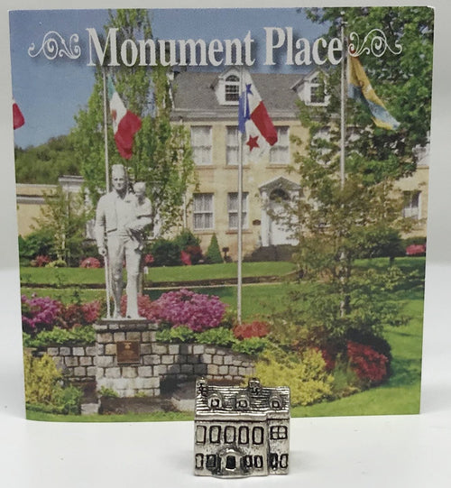 The Monument Place Bead-Howard's Exclusive-Howard's Diamond Center