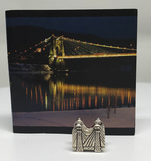Wheeling Suspension Bridge Bead-Howard's Exclusive-Howard's Diamond Center