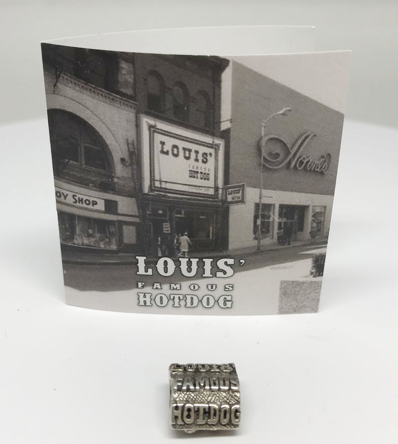 The Louis' Famous Hot Dog Wheeling Bead-Howard's Exclusive-Howard's Diamond Center