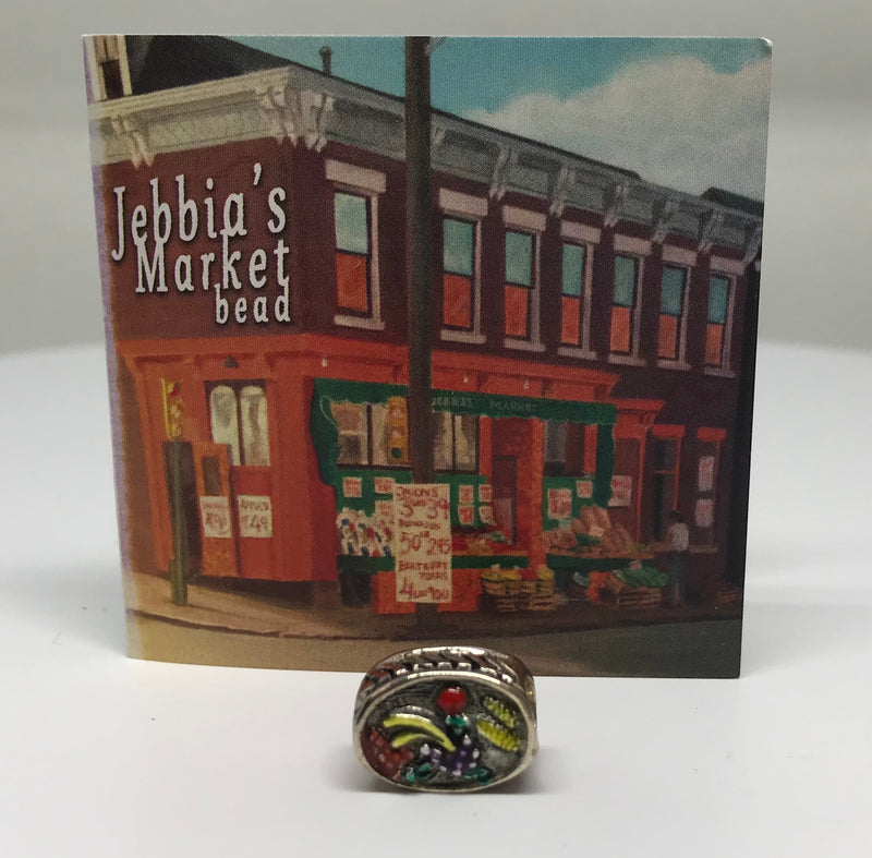 The Jebbia's Market Bead-Howard's Exclusive-Howard's Diamond Center