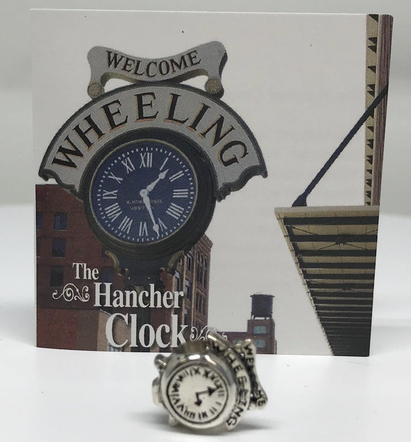 The Hancher Clock Bead-Howard's Exclusive-Howard's Diamond Center