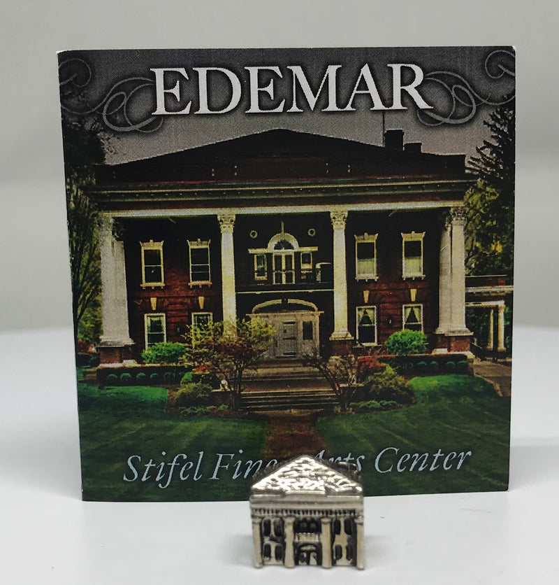 """Edemar"" The Stifel Fine Arts Center Bead.-Howard's Exclusive-Howard's Diamond Center"
