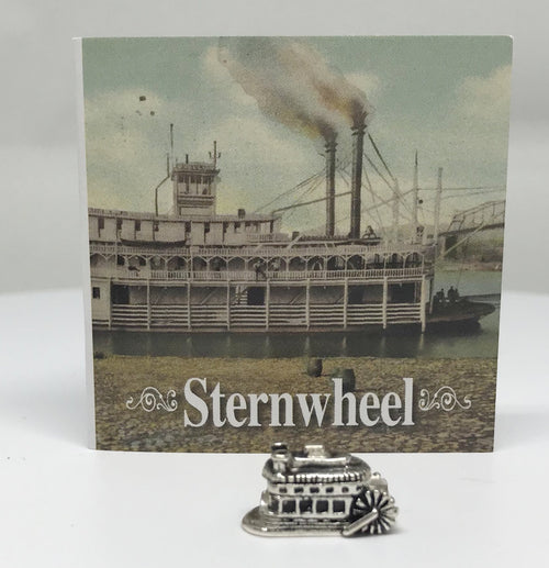 The Sternwheel Bead-Howard's Exclusive-Howard's Diamond Center