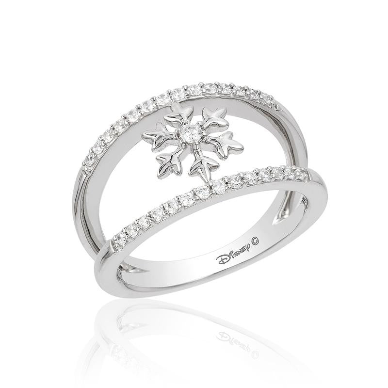 ELSA STERLING SILVER FASHION RING-Howard's Diamond Center-Howard's Diamond Center
