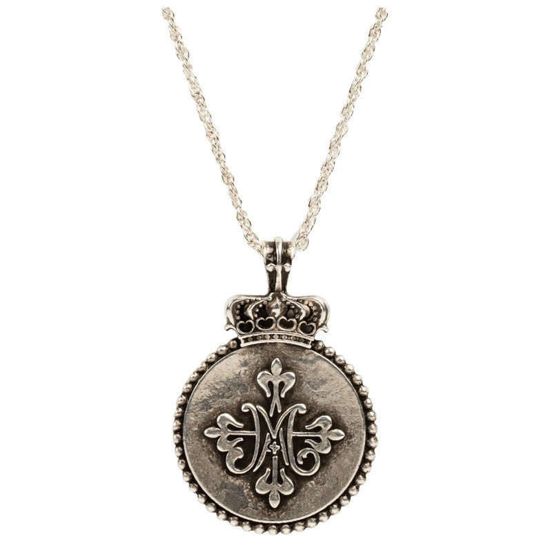 Royal Crown of Light Necklace-My Saint My Hero-Howard's Diamond Center
