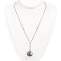 Angel Chime Necklace-My Saint My Hero-Howard's Diamond Center