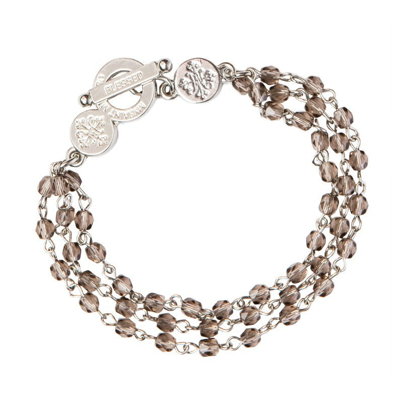 Layer of Grace Bracelet-My Saint My Hero-Howard's Diamond Center
