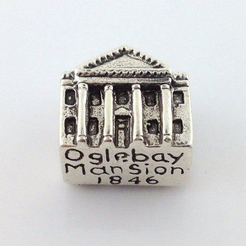 The Oglebay Mansion Bead-Howard's Exclusive-Howard's Diamond Center