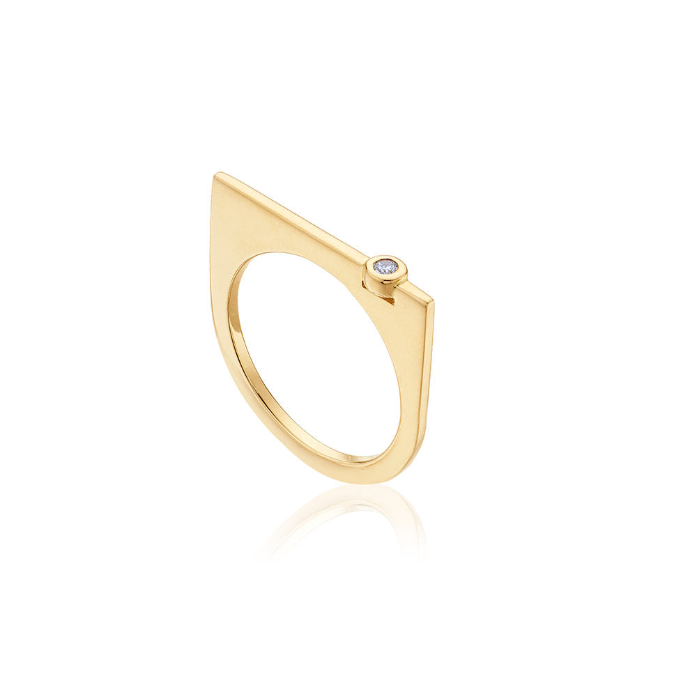 ANILLO SOLITARIO - ByM Jewellery