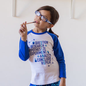 """SCIENCE"" Raglan Shirt"