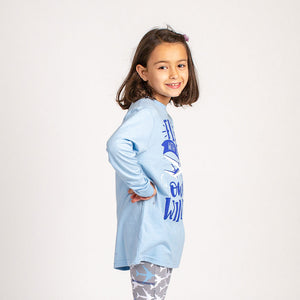 """Fly With Your Own Wings"" Long Sleeve Shirt from Free to Be Kids"
