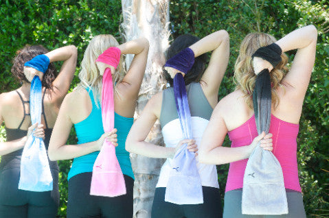 Pink Ombre Yogahitch
