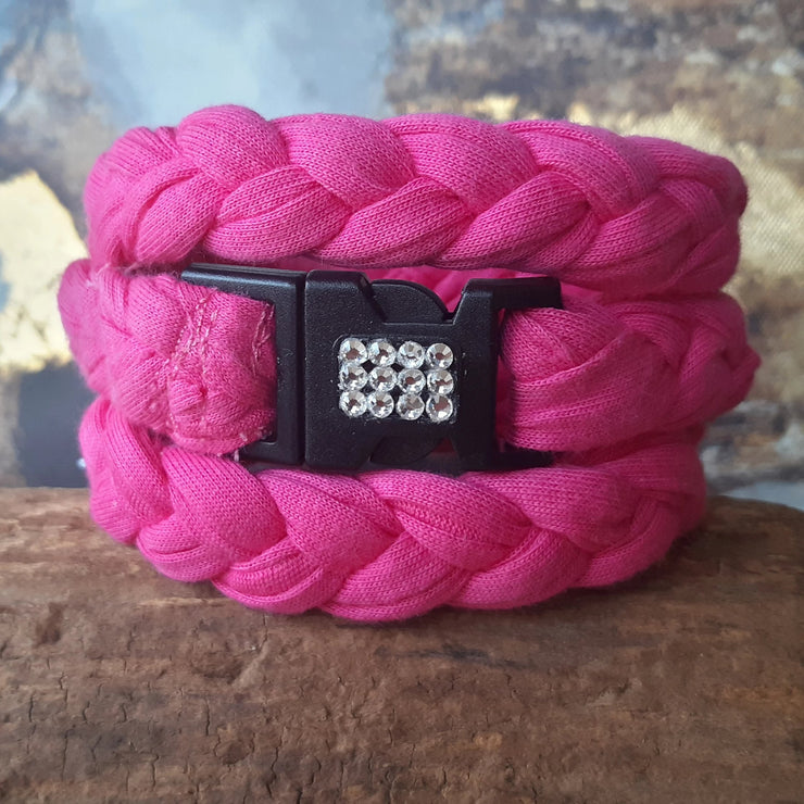 Yogahitch Warrior Wrap Hot Pink