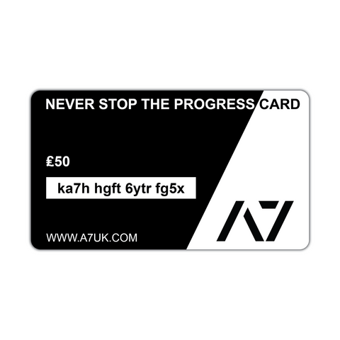 Gift Card, IPF, Gift for powerlifters, Gifts for Strongman, Powerlifting Gifts, Powerlifting, IPF, IPF approved, Gym Gift Cards, A7uk, A7 Poland, A7Intl, A7 Europe